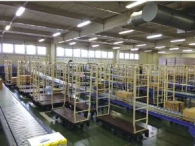 株式会社食品流通システム 上田センターのアルバイト情報