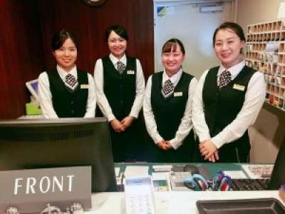 スマイルホテル松本のアルバイト情報