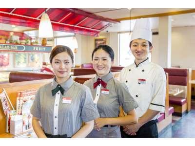 ビッグボーイ 上田国分店のアルバイト情報