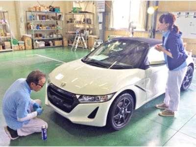 Honda Gloss長野 須坂センターのアルバイト情報