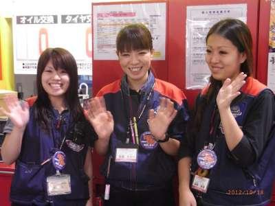 スーパーオートバックス NAGAOKAのアルバイト情報