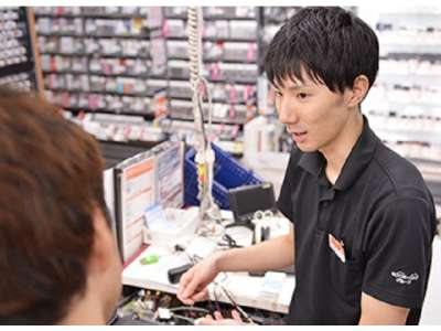 BOOK OFF  岡谷若宮店のアルバイト情報