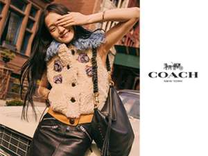 憧れのブランド《COACH》で働けるチャンスです!