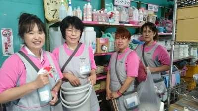 ダスキン行田支店のアルバイト・バイト・パート求人情報詳細
