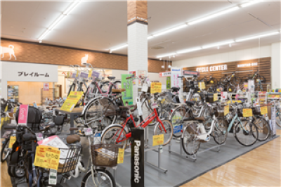 ホームセンターバロー メガストア羽島インター店/自転車整備のアルバイト情報