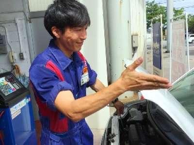 ENEOS(エネオス)セルフ中川太平通SSのアルバイト情報