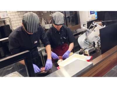 ローストビーフ丼 やまと イオンモール松本店のアルバイト情報