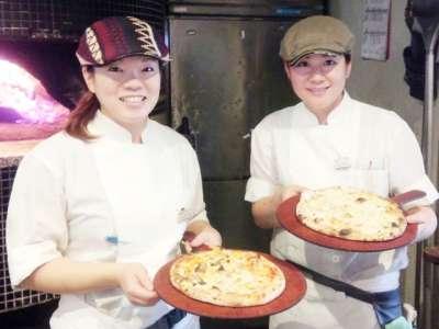ナポリの食卓 上田店のアルバイト情報