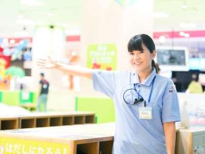 あそびパークPLUS namco札幌エスタ店の求人画像