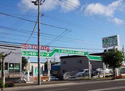 トヨタレンタリース 野幌店のアルバイト情報