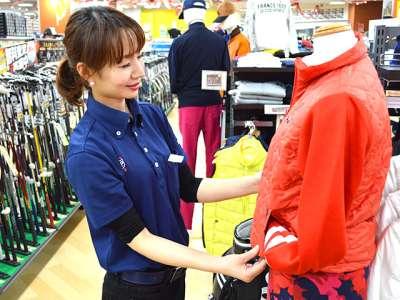 ゴルフパートナー ヴィクトリアゴルフ旭川永山店の求人画像