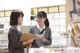 眼鏡市場 貝塚店のアルバイト写真