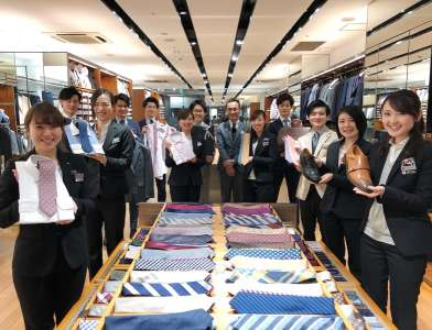 SUIT SELECT 新宿南店のアルバイト・バイト・パート求人情報詳細