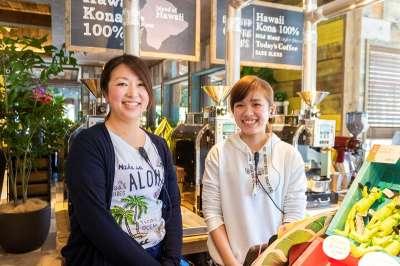 コナズ珈琲 水戸店のアルバイト・バイト・パート求人情報詳細