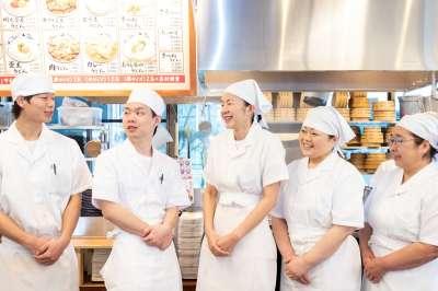 麺屋通り イオン三笠店の求人画像