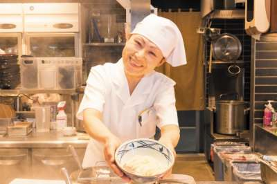 丸亀製麺 鈴鹿店のアルバイト・バイト・パート求人情報詳細