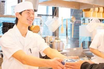 丸亀製麺 札幌栄町店の求人画像