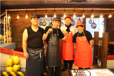 ニッポンまぐろ漁業団  梅田店のアルバイト・バイト・パート求人情報詳細