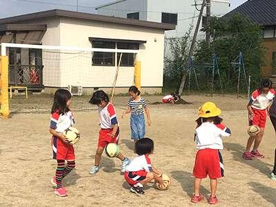乙戸小学校児童クラブ(株式会社アンフィニ)の求人画像