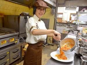 おいしくたのしいレストランを心がけています!たのしい職場で働きませんか?
