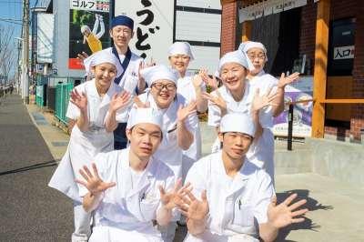丸亀製麺 一関中里店のアルバイト・バイト・パート求人情報詳細