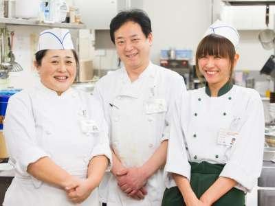 金沢医科大学氷見市民病院内レストランのアルバイト・バイト・パート求人情報詳細