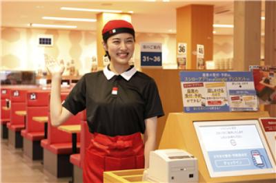 スシロー札幌清田店の求人画像