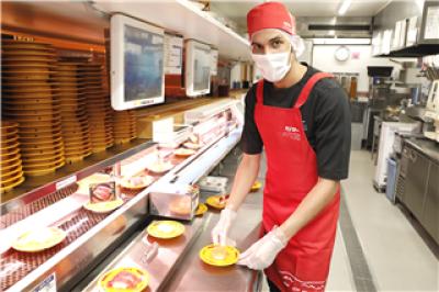 スシロー札幌山の手店の求人画像