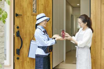 奈良ヤクルト販売株式会社 帯解センターの求人画像