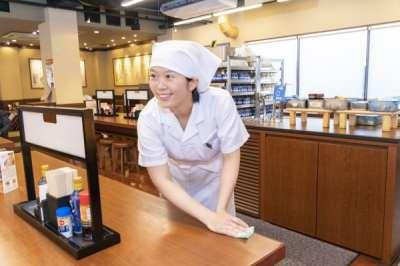 丸亀製麺 奈良店のアルバイト・バイト・パート求人情報詳細
