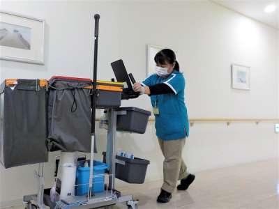 イオンディライト株式会社 東京ベイ浦安市川医療センターの求人画像