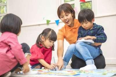 ペッピーキッズクラブ イオン平岡教室の求人画像