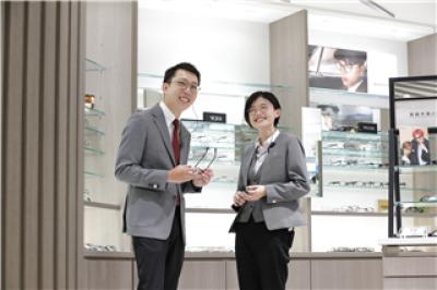 眼鏡市場 大宮DOM店のアルバイト・バイト・パート求人情報詳細